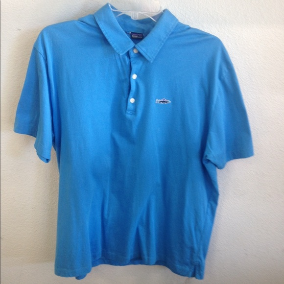 3babc5ef Patagonia Men's Polo- Trout Fitz Roy. M_5a3ebba93b16088ced058256